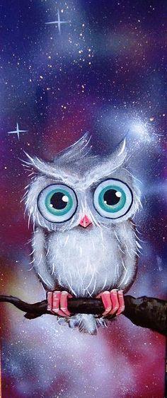 owl by Elizabeth Letourneau