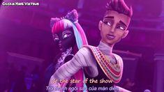 [Lyrics+Vietsub]Boo York Boo York (Monster High) - Catty Noir & Pharaoh