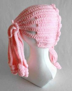 Watch Our Ponytail Hat Crochet Pattern Review! Edited by: Fran Grams Skill Level: Easy Size: One size fits most children. Materials: Worsted Weight Yarn: MC – 4 oz, 265 yds (112 g, 295 m) Yarn Needle