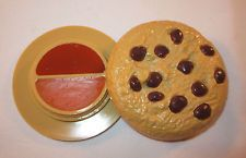 Vintage Avon CHOCOLATE CHIPLICK COOKIE LIP GLOSS COMPACT BY AVON.