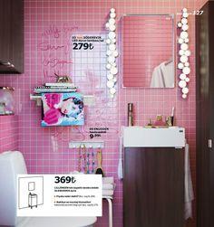 IKEA - Ikea 2016 Kataloğu: Hayatı Güzelleştiren Küçük Ayrıntılar! Banyo duvar lambası