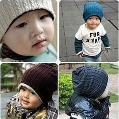 1 Pcs thread baby cap Kids hats Cotton Beanie Infant cap children baby hat for 0 4years old-in Hats & Caps from Apparel & Accessories on Aliexpress.com