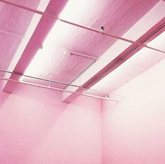 Pink Ceiling