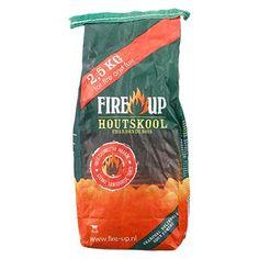 2B - Houtskool van Fire-Up