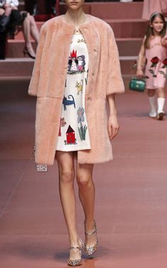 Dolce & Gabbana Trunkshow Look 28 on Moda Operandi