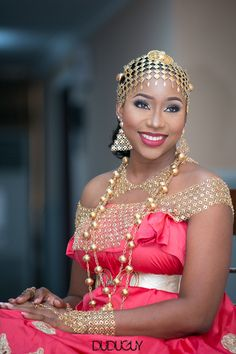 Nigerian Wedding of Dope and Chuma