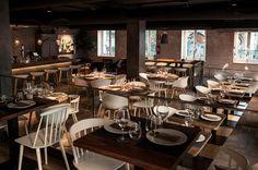 Sexto Restaurant on Behance
