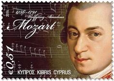 Musicians and Composers on stamps: Amadeus Mozart Classical Music Composers, Amadeus Mozart, Classical Period, Postage Stamp Art, Baby Music, Stamp Collecting, My Stamp, Poster, Cellos