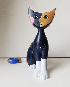 Large Cat Fabrizio By Rosina Wachtmeister Goebel by BringTheNoise