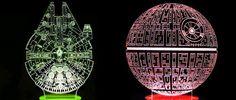 Los fans de Star Wars alucinarán con estas lámparas psicodélicas - http://www.infouno.cl/los-fans-de-star-wars-alucinaran-con-estas-lamparas-psicodelicas/