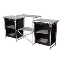 Camping Kitchen & Cupboards by outdoor brand Kiwi Camping Camping Furniture, Camping Kitchen, Outdoor Brands, Kitchen Cupboards, Kiwi, Table, Home Decor, Kitchen Cabinets, Decoration Home