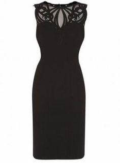 Black Formal Dress - $89