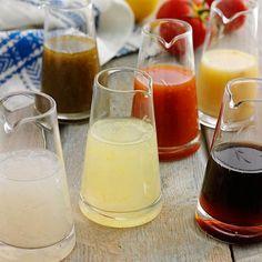 Fettfri salladsdressing - Recept