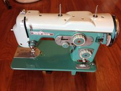 Sewmor Sewing Machine 770 Japan | eBay