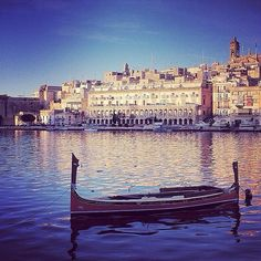 Beautiful #Birgu, one of #Malta's fascinating Three Cities. Thanks to @clampu for sharing! │ #VisitMalta visitmalta.com