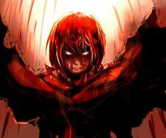 Armin, Creepy, Attack On Titan Art, Davekat, Anime Love Couple, Ereri, Cool Artwork, Les Oeuvres, In This World