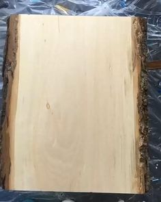 Epoxy Table Top, Epoxy Wood Table, Woodworking With Resin, Easy Woodworking Projects, Diy Resin Art, Resin Crafts, Ocean Art, Ocean Waves, Ocean Crafts