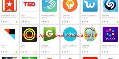 Mejores aplicaciones Android de 2015