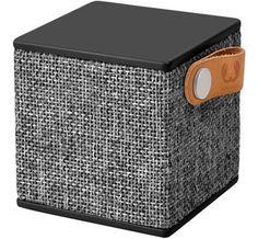 Rockbox Cube Fabriq Edition Zwart - 1