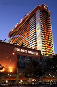 The Golden Nugget, Las Vegas, NV