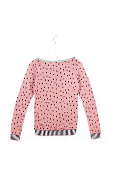 Watermelon Seeds Sweater