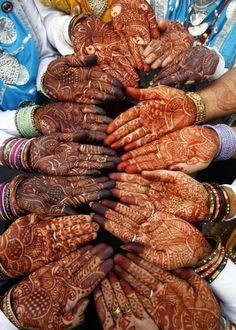 henna much