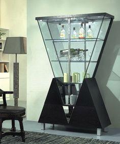 Modern Curio Cabinets Glass