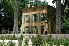 Aix en Provence Luxury Home for sale    Future look of my new house.
