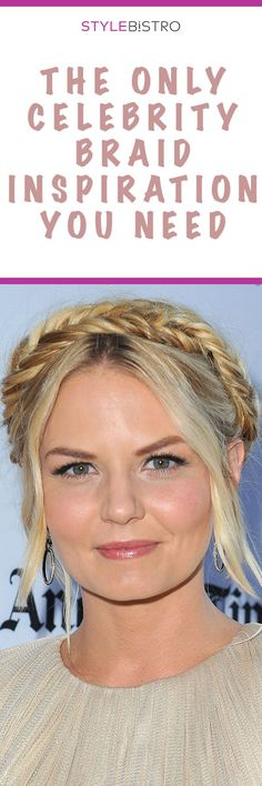 Enchanting Braided Looks From Our Favorite Celebrities