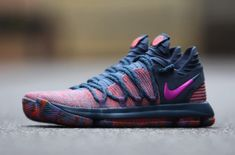 0cf872ccd6e The Nike KD 10 All-Star Pays Homage To Santa Monica