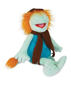 Love this Fraggle Rock Boober Plush Toy on #zulily! #zulilyfinds