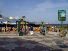 Strandpromenade Playa del Ingles - Strand Playa del Ingles