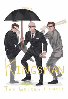 Kingsman - Click to view on Ko-fi.com - Ko-fi ❤️ Where creators get paid by fans, with a 'Buy Me a Coffee' button. Series Movies, Book Series, Kingsman Harry, Kingsman The Secret Service, Dominic Cooper, Mark Strong, Gold King Crown, Kings Man, Taron Egerton