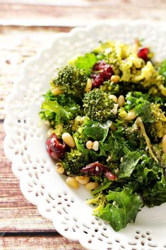 Roasted Broccoli Salad with Feta | Recipes Worth Repeating