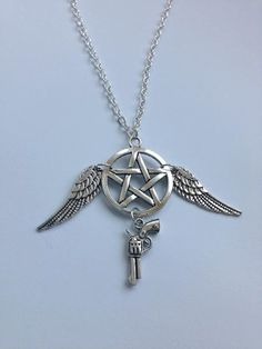 Vintage supernatural star pendant necklace free shipping vintage supernatural star pendant necklace free shipping supernatural pinterest supernatural star and supernatural aloadofball Gallery