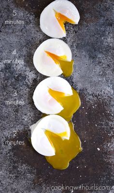 Instant Pot Poached Eggs How do you like your eggs? These Instant Pot Poached Eggs are really easy to prepare in or 5 minutes, just the way you like them! Instant Pot Pressure Cooker, Pressure Cooker Recipes, Pressure Cooking, Poched Eggs, Brunch, Vegetarian, Nutrition, Healthy Recipes, Healthy Meals