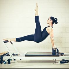 THE GRACE OF #PILATES ♥