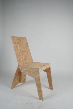 Flight Chair Design by Ryan Cheah