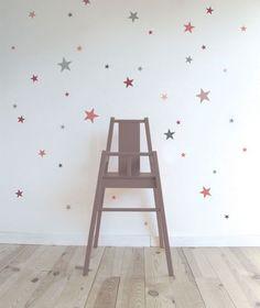 20 ideas para decorar con vinilos la habitación de los peques