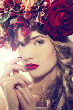 Modelka: Martyna Szopa   Stylizacja: Asia Jawor - www.joannajawor.com   Włosy: Kok i Spinka    Wizaż: Asia Jawor   Fotograf: Piotr Werner