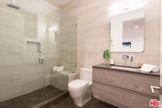 1531 Louella Ave, Venice, CA 90291 - 3 baths Abbot Kinney, Bath Ideas, Baths, Venice, Toilet, Bed, House, Flush Toilet, Stream Bed