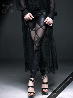 Vitrage leggings