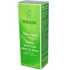 Weleda, Skin Food, 2.5 oz (71 g) •For Dry and Rough Skin