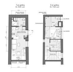 В этой одесской мини-квартире есть все, что нужно для комфортной жизни: гостиная-кухня, спальня, рабочий кабинет, две ванные комнаты и гардеробная на 35 кв. м. Изучаем проект дизайнера Дениса Свирида.