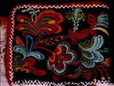 Folk Embroidery, Folk Art, Hair Beauty, Culture, Popular Art, Cute Hair