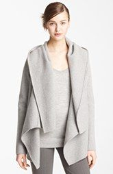 Donna Karan Collection Hooded Cashmere Cozy