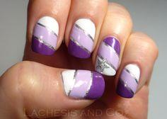 Lachesis and Co. #nail #nails #nailart