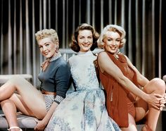 Marilyn Monroe 'How To Marry A Millionaire' | Flickr - Photo Sharing!
