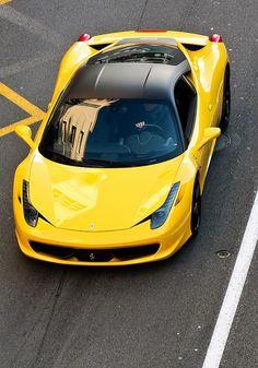 Ferrari 458 - Shared by http://thewealthadvisory.co.uk/