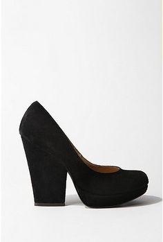 UrbanOutfitters.com > Cooperative Platform Square Heel - StyleSays